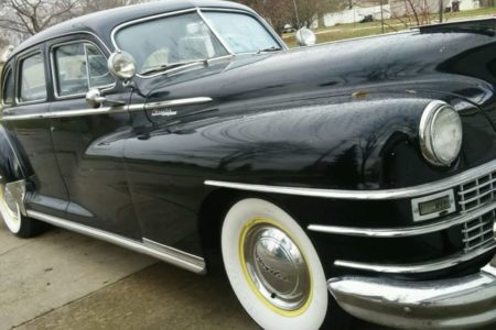 Chrysler New Yorker de 1947