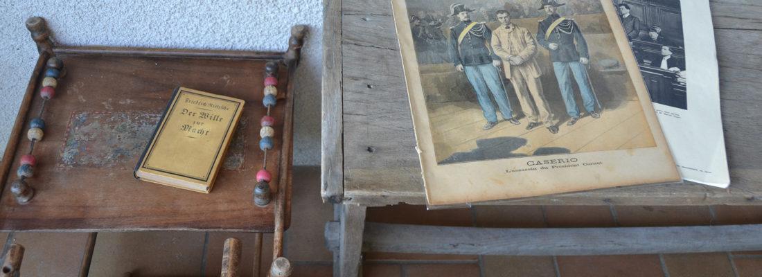 Musée gare PLM à travers les guerres, Gare de Dracy-Saint-Loup Bedand Breakfast, chambres d'hôtes