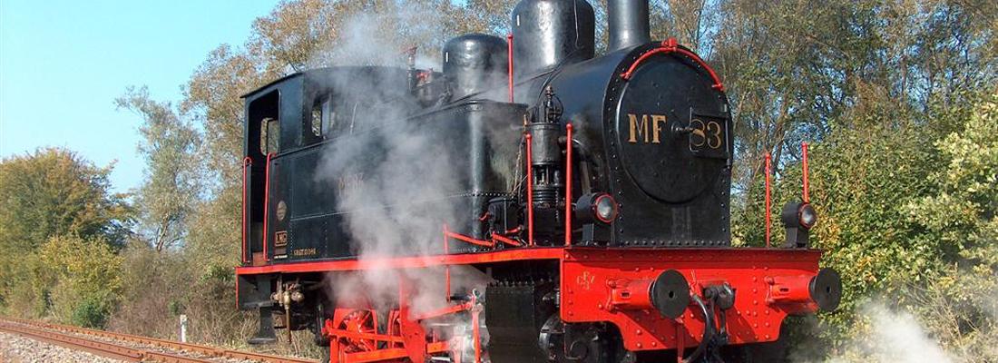 1916 La Meuse 030T locomotive