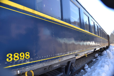 Wagon-Lit of the Orient Express