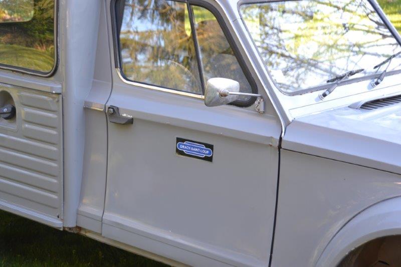 Citroën 2CV Acadiane