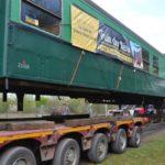 Livraison wagon