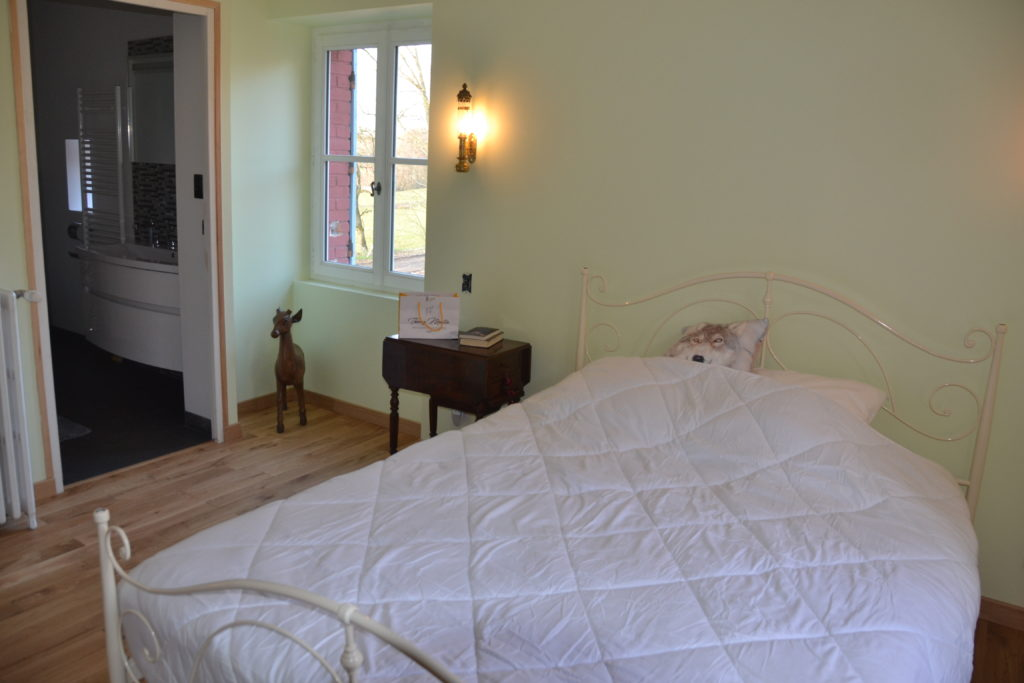 Nos chambres · Train des Rêves - Bed and Breakfast, gare de Dracy ...